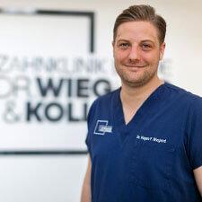 Dr. Hagen F. Wiegand, M.Sc.